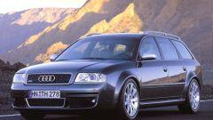 Su strada con l'Audi RS6 - Immagine: 9