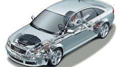 Su strada con l'Audi RS6 - Immagine: 11