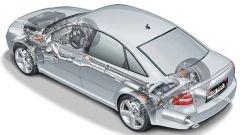 Su strada con l'Audi RS6 - Immagine: 12