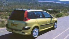 Peugeot 206 SW - Immagine: 3