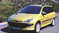 Peugeot 206 SW - Immagine: 5