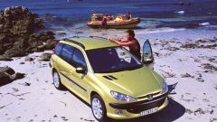 Peugeot 206 SW - Immagine: 6