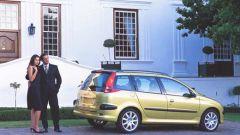 Peugeot 206 SW - Immagine: 7