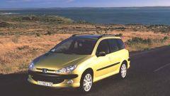 Peugeot 206 SW - Immagine: 8