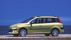 Peugeot 206 SW - Immagine: 11