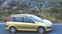 Peugeot 206 SW - Immagine: 13