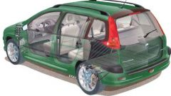 Peugeot 206 SW - Immagine: 20