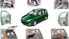 Peugeot 206 SW - Immagine: 24