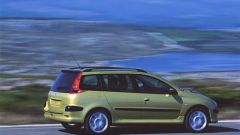 Peugeot 206 SW - Immagine: 26