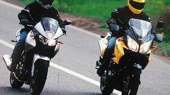 Yamaha TDM vs Suzuki V-Strom - Immagine: 1