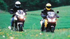 Yamaha TDM vs Suzuki V-Strom - Immagine: 9