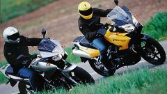 Yamaha TDM vs Suzuki V-Strom - Immagine: 8