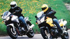Yamaha TDM vs Suzuki V-Strom - Immagine: 7