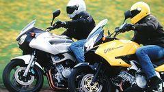 Yamaha TDM vs Suzuki V-Strom - Immagine: 5