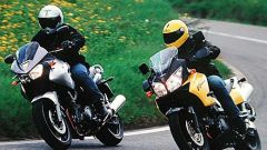 Yamaha TDM vs Suzuki V-Strom - Immagine: 4