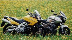 Yamaha TDM vs Suzuki V-Strom - Immagine: 3