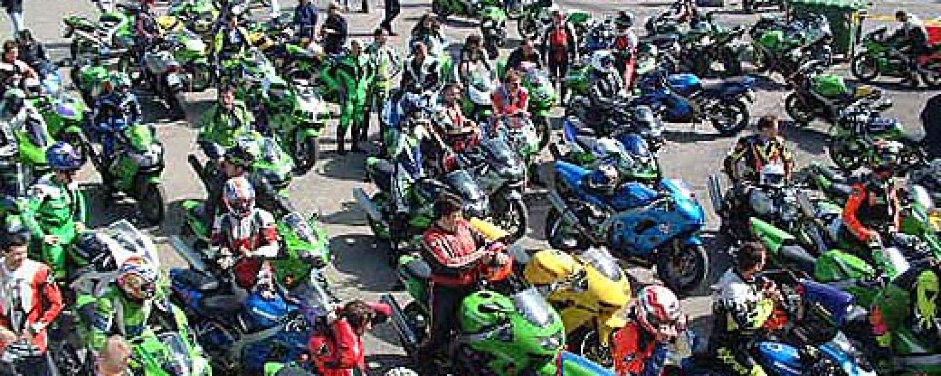 Kawasaki Day: esordio felice
