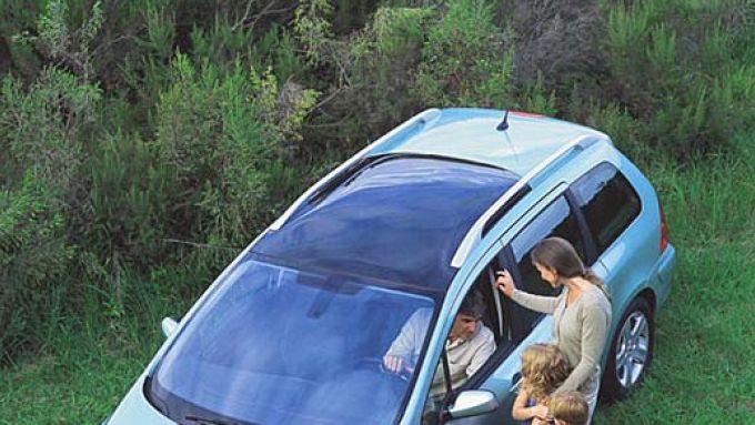 Immagine 1: Su strada con la Peugeot 307 SW