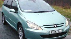 Su strada con la Peugeot 307 SW - Immagine: 5