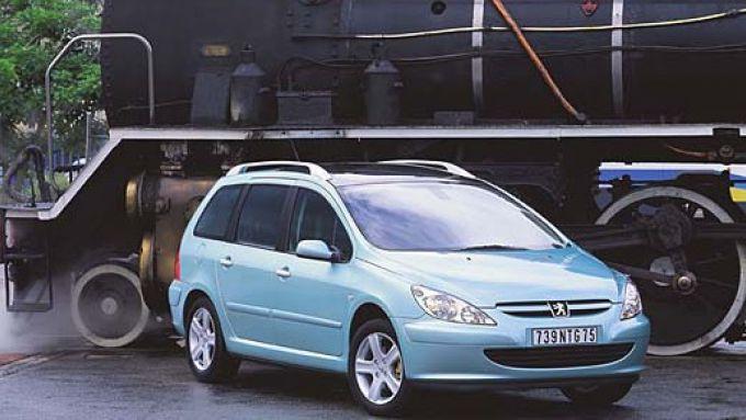 Immagine 10: Su strada con la Peugeot 307 SW