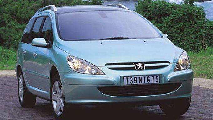 Immagine 13: Su strada con la Peugeot 307 SW