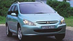 Su strada con la Peugeot 307 SW - Immagine: 14