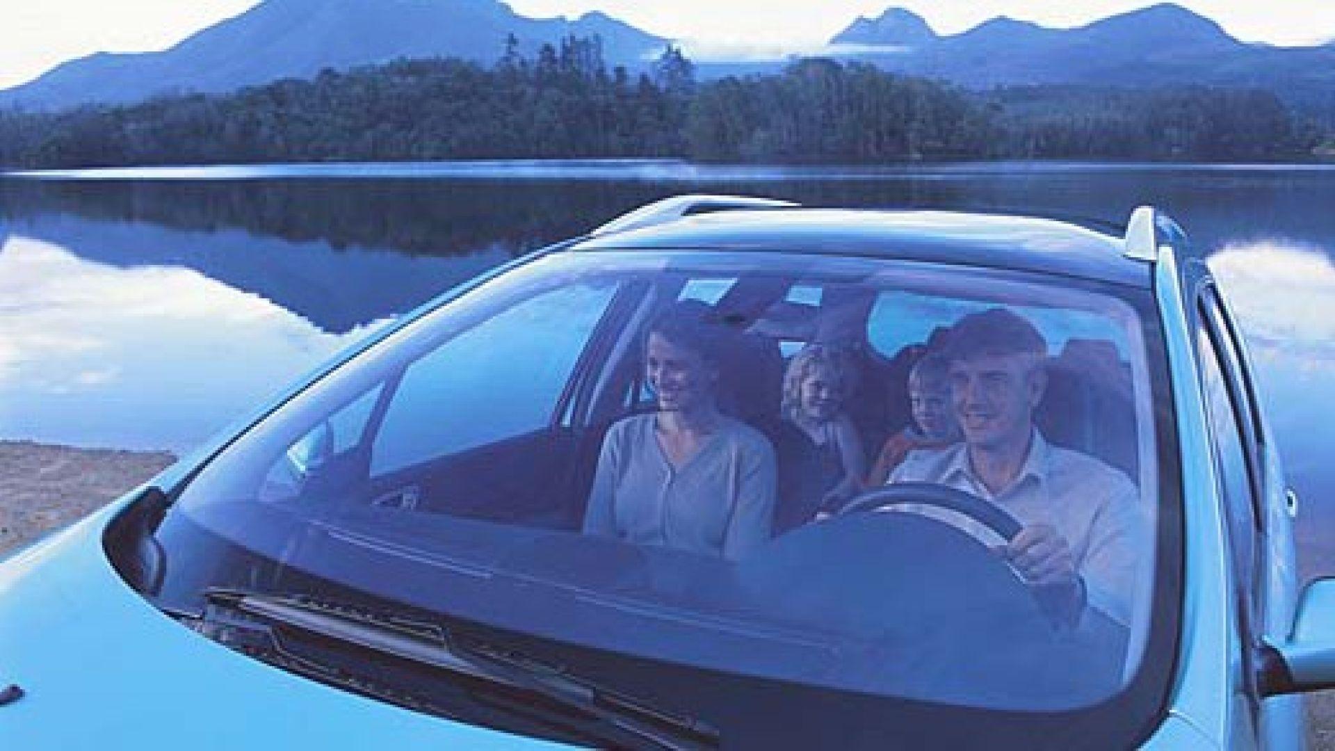 Immagine 14: Su strada con la Peugeot 307 SW