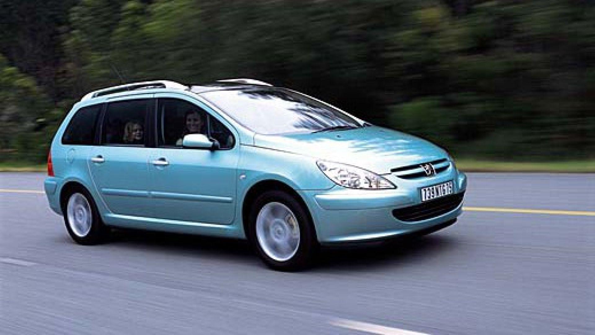 Immagine 17: Su strada con la Peugeot 307 SW