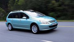Su strada con la Peugeot 307 SW - Immagine: 18