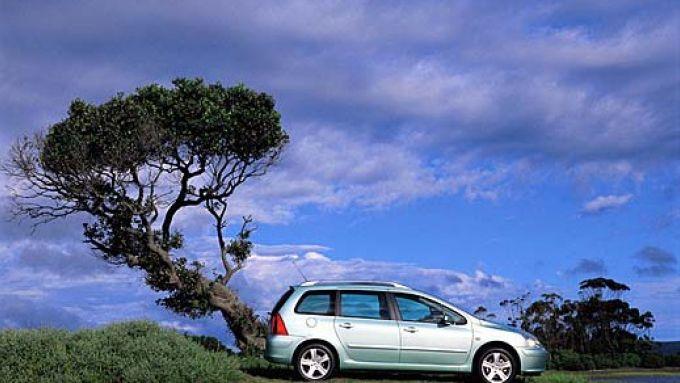 Immagine 20: Su strada con la Peugeot 307 SW