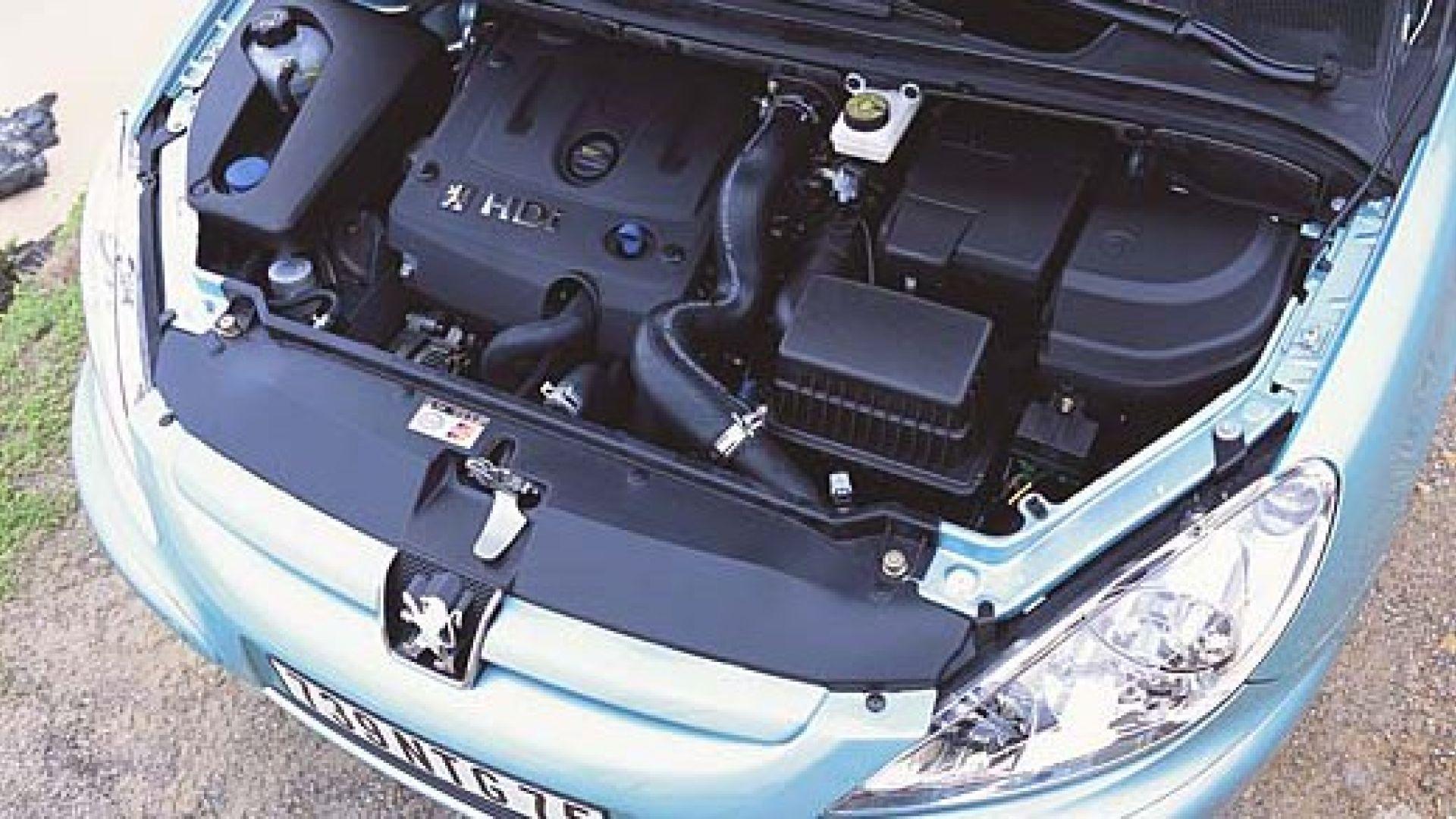 Immagine 31: Su strada con la Peugeot 307 SW
