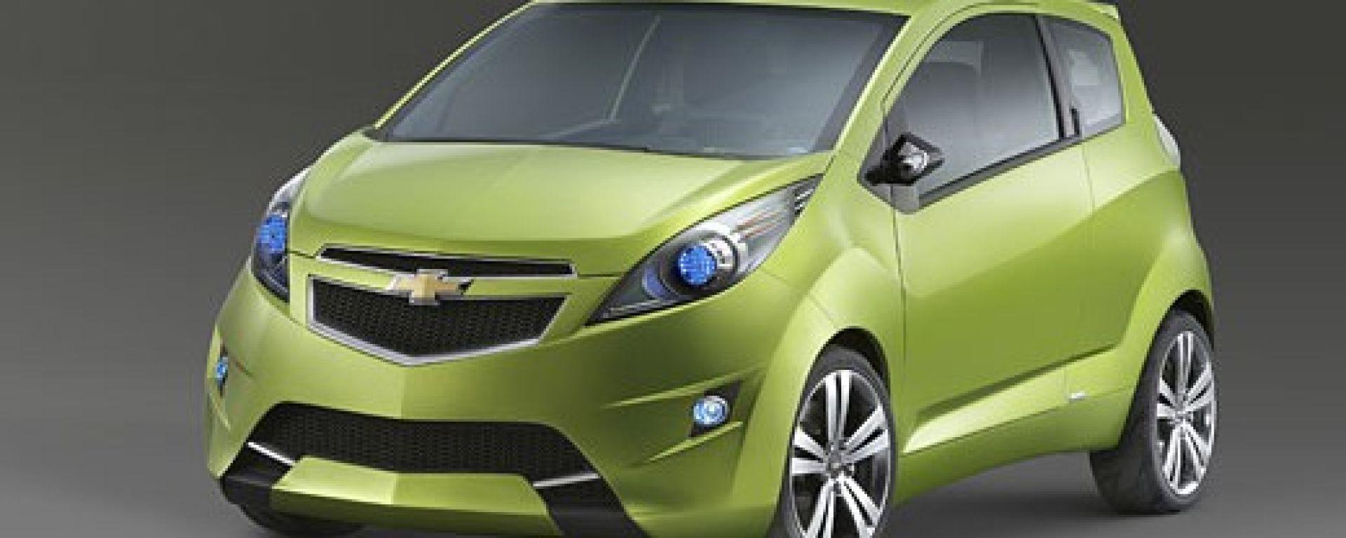 Novità 2009: Chevrolet Beat