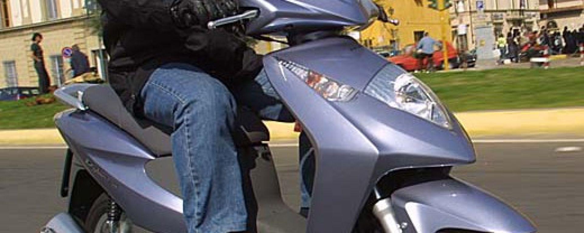 Honda Dylan 150