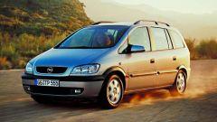 Opel Zafira 2.2 DTI 16V - Immagine: 16