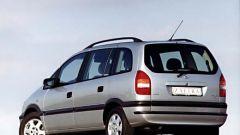 Opel Zafira 2.2 DTI 16V - Immagine: 18