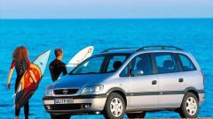 Opel Zafira 2.2 DTI 16V - Immagine: 11