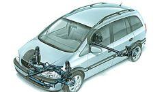 Opel Zafira 2.2 DTI 16V - Immagine: 21
