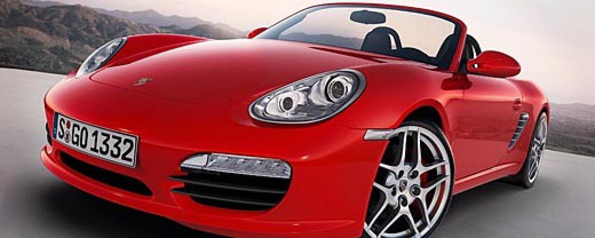 Porsche Boxster e Cayman 2009