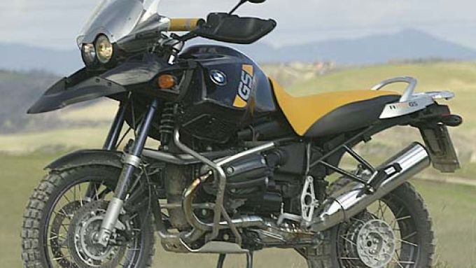 Immagine 3: BMW R 1150 GS Adventure