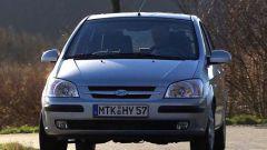 Hyundai Getz - Immagine: 5
