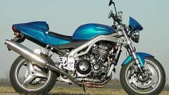 Triumph Speed Triple 955i - Immagine: 4