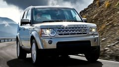Land Rover Discovery 2010 - Immagine: 20