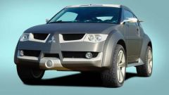 Mitsubishi Pajero Evolution 2+2 - Immagine: 3