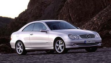 Listino prezzi Mercedes-Benz Classe CLK