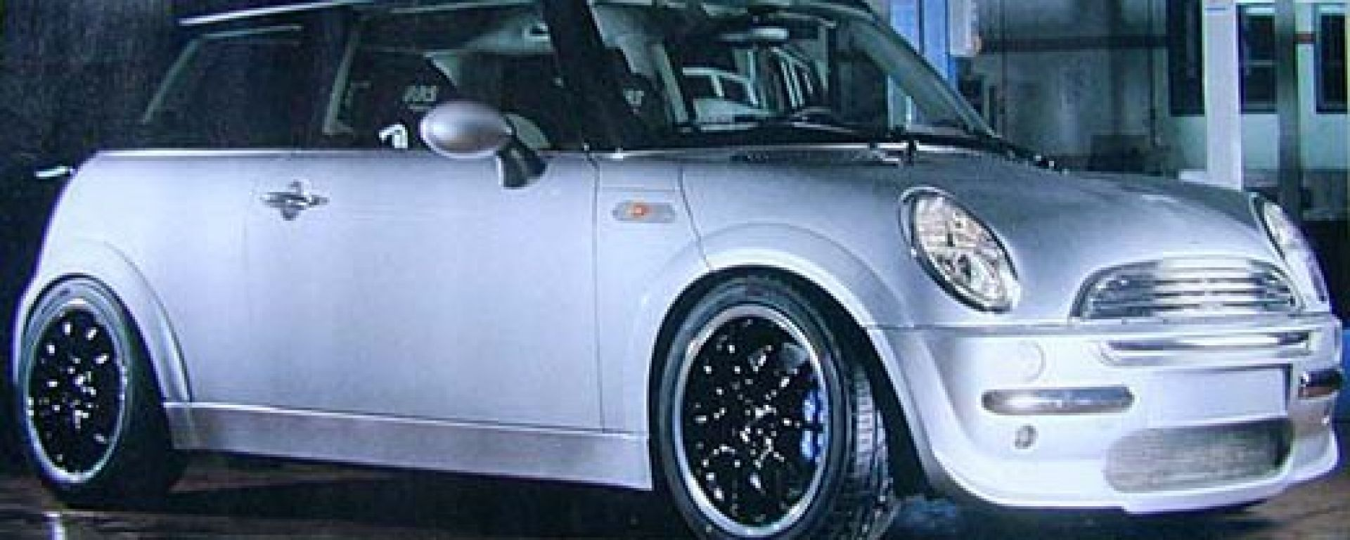 Mini V-sport