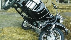 Ural UH 750 Sidecar Gear Up - Immagine: 6