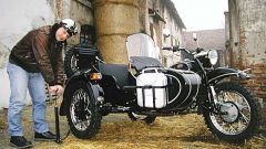 Ural UH 750 Sidecar Gear Up - Immagine: 7