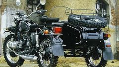 Ural UH 750 Sidecar Gear Up - Immagine: 13