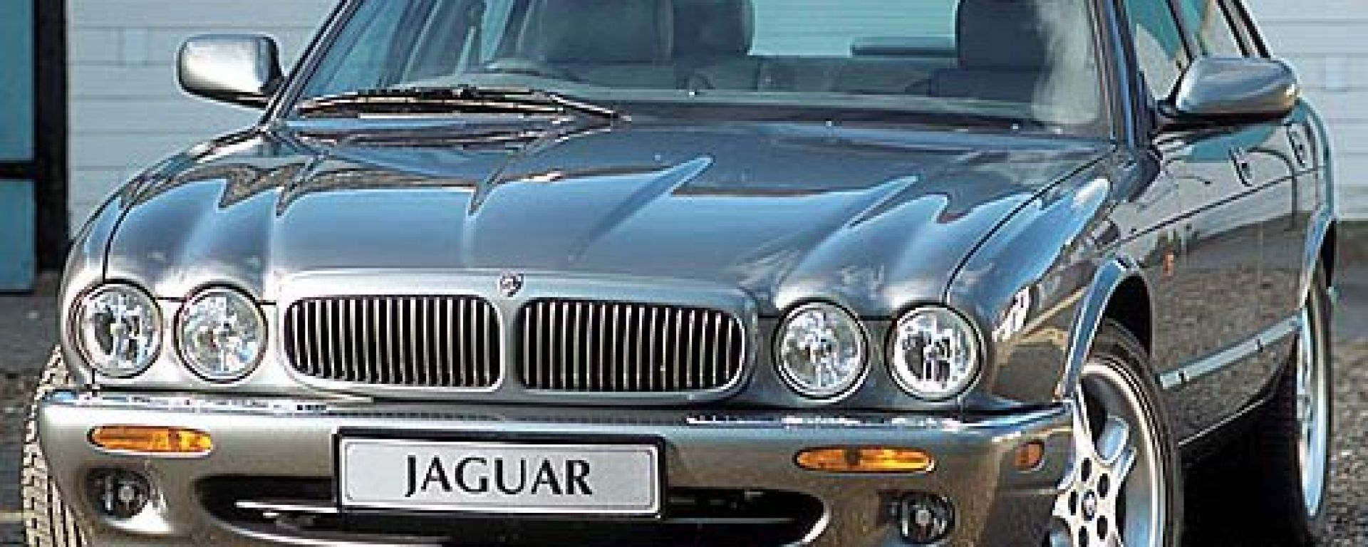 Jaguar XJ Special Equipment