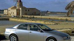 Alfa Romeo 156 my 2002 - Immagine: 10
